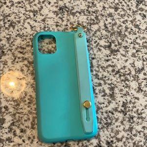 Blue iPhone 📱 11 case.